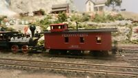 Roundhouse MDC HO Old Caboose, PRR , Upgraded, Exc.