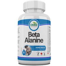BETA Alanina Pre Allenamento Energy Endurance Magra Massa Muscolare LUNGA DURATA x 30