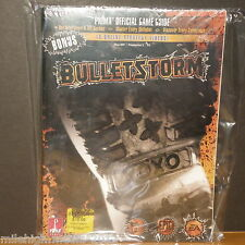 New/Sealed~BulletStorm Prima Official Strat Guide~XBOX 360/PS3/PC Free Shipping!