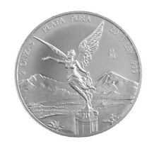 2 Unzen oz Silber Silver Libertad Siegesgöttin Mexico Mexiko 2018