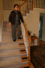 StairAide Half-Height 14-Step Set - a healthy alternative to a StairLift.