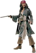 Pirates of The Caribbean Dead Mans Chest 12inch Jack Sparrow Action Figure Neca
