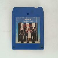 BLONDIE Parallel Lines 8CH1192 8 Track Tape