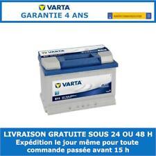 Varta Blue Dynamic E11 Batterie de Voiture 12V 74Ah 680A 278x175x190mm 574012068