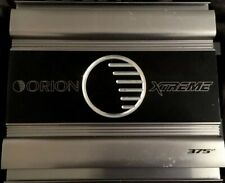 ORION XTREME 375 2 CHANNEL OLD SCHOOL AMPLIFIER