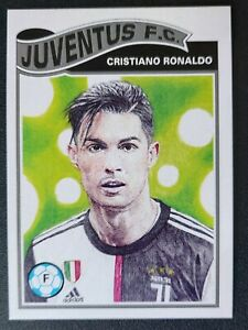 Topps UCL Living Set Cristiano Ronaldo no 200 new card IN HAND