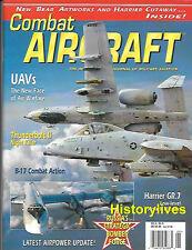 Combat Aircraft V4 N6 Harrier GR.7 Thunderbolt B-17 UAV Drone Beech C-12 Miramar