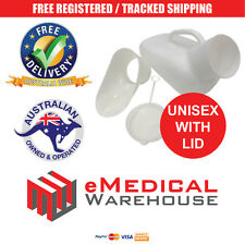 Unisex Urinal Bottles for male or female - Also ideal for travel and outdoor use
