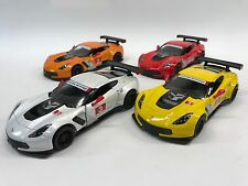 Chevrolet Corvette C7. R #3 1:36 KT-5397 Set of 4