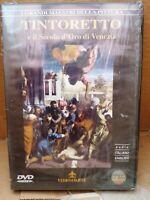 DVD Film Documentario TINTORETTO e il secolo d'oro di VENEZIA