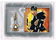 2007-08 PHIL KESSEL UPPER DECK SERIES 1 NHL'S AWARD WINNERS INSERT #AW7 BRUINS