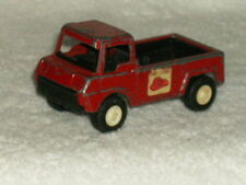 TOOTSIE TOY 1969 RED FIRE CHIEF PICK UP TRUCK