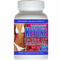 Pure Raspberry Ketone Lean Plus Advanced 1200 mg Diet Weight Fat Loss 60