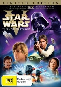 Star Wars - Episode V - The Empire Strikes Back DVD