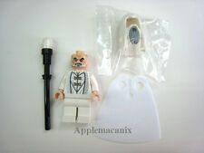 NEW LEGO Lord of the Rings LOTR 79005 White Wizard Saruman Minifigure Cape/Staff
