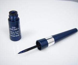 MAKKI DEEP BLUE DIP LIQUID EYELINER ULTRASOFT FIBRE FELT TIP EYE LINER