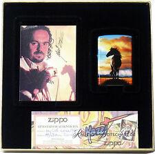 Zippo MAZZI 2002 LIMITED EDITION komplette Serie / complete series 6pcs-set