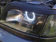 NEW! Audi a3 a4 a6 a8 b5 b6 c4 c5 c6 LED angel eyes kit DRL. Worldwide shipping!