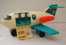 1972 Fisher Price Little People 1972 Plane