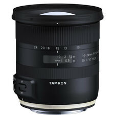 New TAMRON 10-24mm f3.5-4.5 Di II VC HLD Lens (B023) for Canon EF
