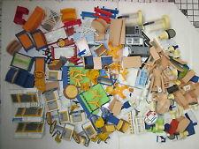 085 Playmobil Möbel Konvolut für Häuser 5300 5301 5302 5303 3965 4279