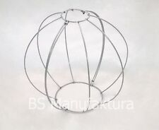 Topiary metal wire frame BALL GLOBE 40cm boxwood shaping