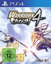 Warriors Orochi 4 IV PS4 Nip