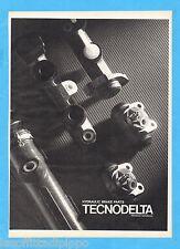 QUATTROR989-PUBBLICITA'/ADVERTISING-1989- TECNODELTA