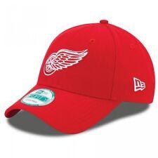 Detroit Red Wings Cap NHL Hockey New Era 9forty Cap Kappe Neu Eishockey