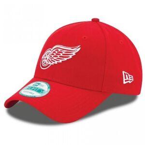 Detroit Red Wings Cap NHL Hockey New Era 9forty Cap Kappe Eishockey