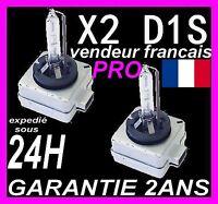 2 AMPOULES DE RECHANGE D1S D1 35W DOT FEUX HID 8000K RENAULT AUDI BMW MERCEDES