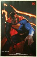 DCEASED #4 GABRIELE DELL'OTTO MINIMAL TRADE VARIANT NM ZOMBIE SUPERMAN BATMAN