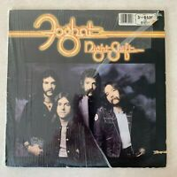 Foghat - Night Shift - vintage 1976 OG vinyl LP - TAKE ME TO THE RIVER - DRIVIN'