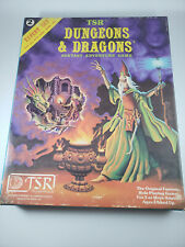 Dungeons and Dragons Expert Set TSR 1012 No Dice