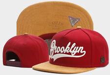New Hip Hop Men's CAYLER Sons Cap adjustable Baseball Snapback street Red hat