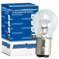 4x P21/5W XENOHYPE Premium BAY15d 24 V 21/5 Watt LKW Kugellampe