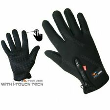Anti-slip Warm Driving Gloves Thermal Insulated Touch Screen Glove Mens Womens