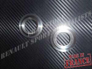 Flasque de train arrière Renault Clio 2 RS / Rear wheel bearing-disc spacer