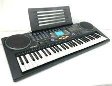 Casio CTK - 533 Electronic MIDI Keyboard 100 Song Bank #7085