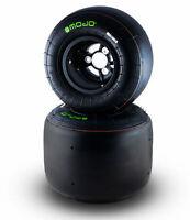 Mojo D5 Go Kart Racing Rotax Max Senior 2019 Slick Rear Tyre