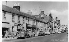 More details for high street lockerbie motor car crown hotel pub rp old pc used 1971 national