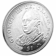 British Virgin Islands 2008 Kings and Queens King George III CuNi Coin