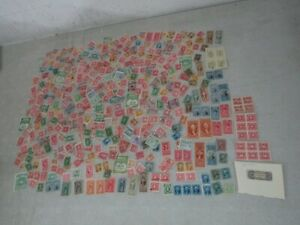 Nystamps S Old US BOB Revenue stamp collection