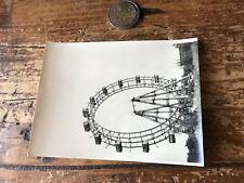 photographie ancienne de manege numéro 17 la grande roue de vienne
