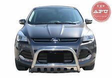 APU 2013-2017 Ford Escape Stainless Bull Bar Brush Bumper Guard