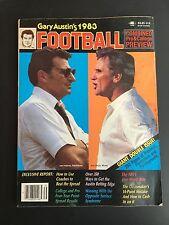 Gary Austin's 1983 Football Magazine