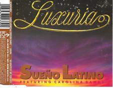 SUENO LATINO - Luxuria CDM 3TR Italo House 1989 (BCM) Germany
