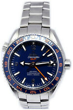 Omega Seamaster GMT Steel Watch Box/Papers Good Planet 232.30.44.22.03.001