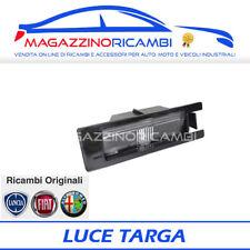 LUCE TARGA DX FIAT GRANDE PUNTO 2005 PUNTO EVO 2009 BRAVO II ALFA MITO 51767932
