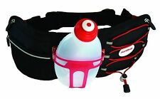 Fuelbelt R1Outdoor Revenge Hydration Belt, Red, One Size